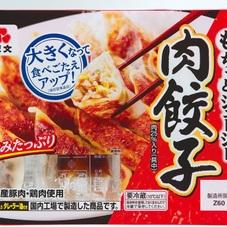 肉老餃子 158円(税抜)