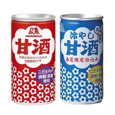冷やし甘酒・甘酒ドリンク 77円(税抜)