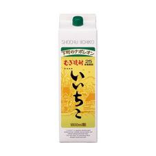 いいちこ25度 乙麦パック 1,397円(税抜)