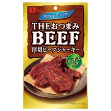 なとり THEおつまみBEEF 378円(税抜)