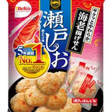 瀬戸の汐揚(えび味・わさび味) 119円