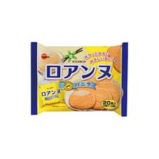 ミニパウンドケーキ ロアンヌバニラ 199円