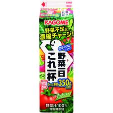 野菜毎日これ一杯 198円(税抜)