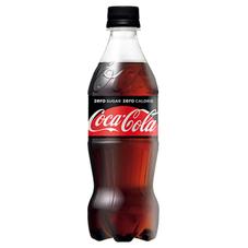 コカ・コーラ社 コカ・コーラ ゼロ 78円(税抜)