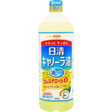 キャノーラ油 168円(税抜)
