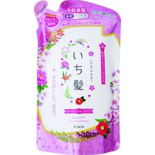 いち髪  シャンプー・コンディショナー  詰替  各種 278円(税抜)