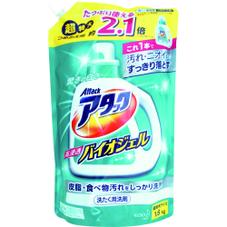 アタック高浸透バイオジェル  詰替 348円(税抜)