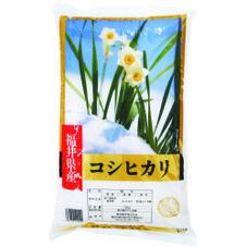 福井県産コシヒカリ 2,980円(税抜)