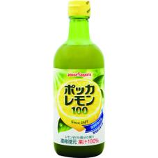 ポッカレモン 348円(税抜)