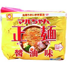 マルちゃん正麺  各種 268円(税抜)