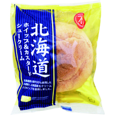 北海道シュークリーム 68円(税抜)