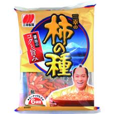 柿の種  各種 108円(税抜)