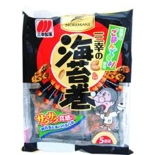 海苔巻  各種 108円(税抜)
