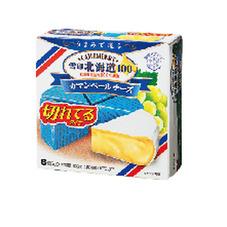 北海道100カマンベール切れてるタイプ 358円(税抜)