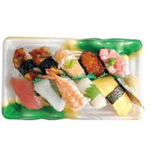 うなぎが入った握り寿司 698円(税抜)
