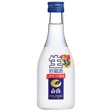 白鶴 生 貯蔵酒 298円(税抜)