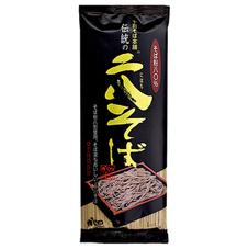 かじの 伝統の二八そば 258円(税抜)
