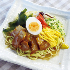 冷し中華 398円(税抜)