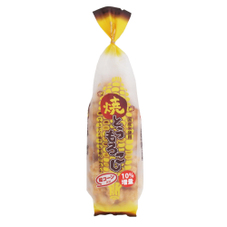 焼とうもろこし おかき 増量 370円(税抜)
