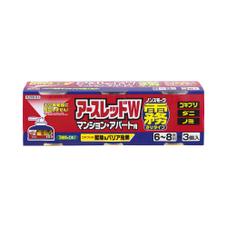 アースレッドW NS霧 6ー8畳 3P 1,280円(税抜)