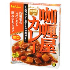 カリ-屋カレ- 甘口 78円(税抜)