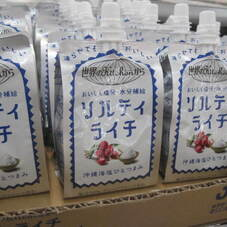 ソルティライチ 85円(税抜)