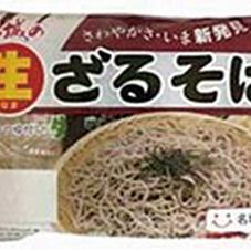 ざるそば 98円(税抜)