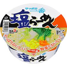 サッポロ一番塩ラーメン 89円(税抜)