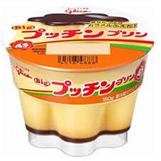 プッチンプリン/プッチンプリンカフェオーレ 108円(税抜)