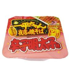 一平ちゃん夜店の焼そば 辛子明太子味 108円