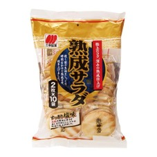 熟成サラダ 108円
