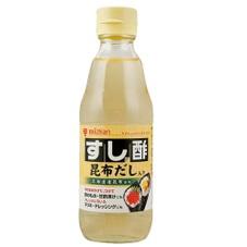すし酢昆布だし入り 198円(税抜)