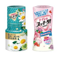 お部屋のスッキーリ・トイレのスッキーリ 400ml 398円(税抜)