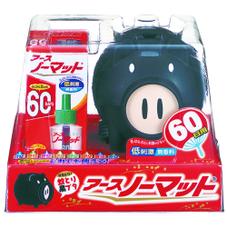 アースノーマット蚊取り黒ブタ60日セット 758円(税抜)