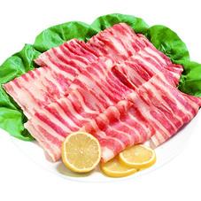 豚バラスライス 148円(税抜)