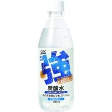 強炭酸水 78円(税抜)