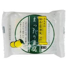 まったり豆腐 柚子たれ 98円(税抜)