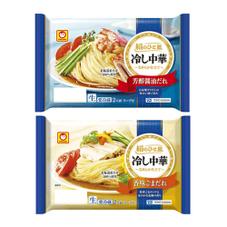絹のひと皿冷し中華 各種 167円(税抜)