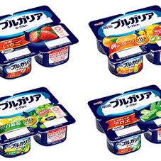 明治ブルガリア フルーツヨーグルト 各種 148円(税抜)