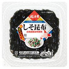 ふじっ子煮 しそ昆布カップ 158円(税抜)