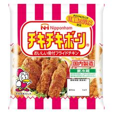 日本ハム チキチキボーン 258円(税抜)