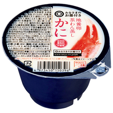 みなさまのお墨付き 地養卵茶わん蒸し かに 95円(税抜)