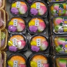 落雁ハスセット 338円(税抜)