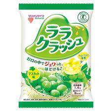 マンナンライフ ララクラッシュ マスカット味 148円(税抜)