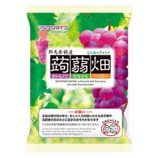 マンナンライフ 蒟蒻畑 ぶどう 148円(税抜)