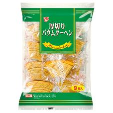 エース 厚切り バウムクーヘン 248円(税抜)
