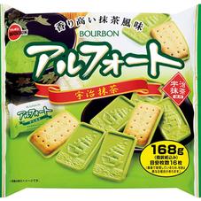ブルボン アルフォート 宇治抹茶 248円(税抜)