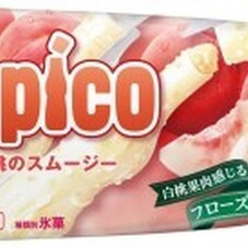 パピコ <白桃のスムージー> 88円(税抜)