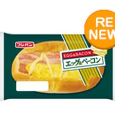 エッグ&ベーコン 98円(税抜)