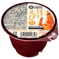 みなさまのお墨付き 地養卵茶わん蒸し えび 95円(税抜)